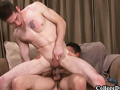 College Guys - Tony Falco porks JB Inconstancy