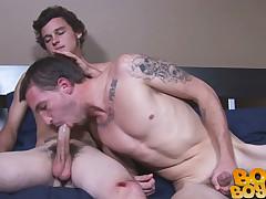 Broke Heterosexual Fellows - Bobby and Colin