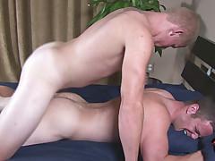 Broke Straight Studs - Conner and Bradley
