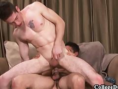 College Guys - Tony Falco porks JB Inconstancy